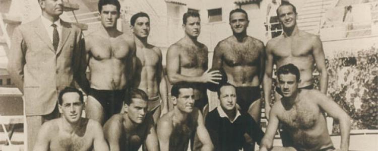 Pallanuoto - Scudetto del 1956