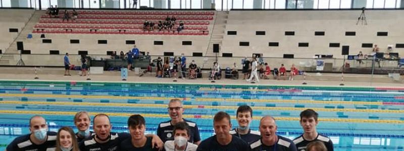Lazio Nuoto Paralimpica, un anno di successi e adesso Tokyo 2020